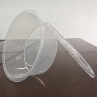 plastic disposable compartment lunch box