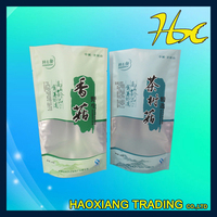 micro perforated plastic bag for vegetable resealable plastic bags with handle plastic bag printer