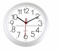 10 inch plastic IKEA style wall clock for promotion