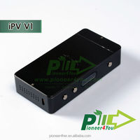 Green leaf top 1 hot mod iPV v2 box mod,strong wattage at 7-50watt,lastest YIHI sx 330chip.