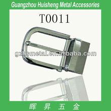 Wholesale Single Prong Alloy Metal Belt Buckle for Men