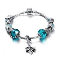 2015 fashion snake chain summer bracelet for women charm bracelet
