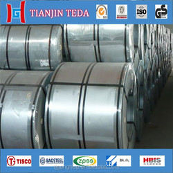 tisco ASTM stainless steel coil/sheet304/316/321 NO.1