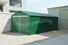 New innovative low cost prefab warehouse for your cars