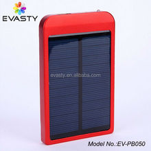 Univeral Solar External Battery Charger 3500mAh solar power bank Pack Charger