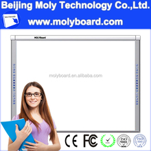2015 MOLYBoard office supplies interactive whiteboard with 3 years warranty