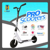 Hot Selling Best Quality Adult Dirt Scooter With 200mm Air Tyres