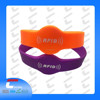 durable silicone wristband with SGS approved free samples