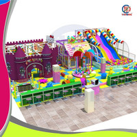 2014 New indoor playground equipment for home with Special Design
