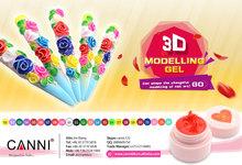 3d nail art acrylic uv modeling gel #40261W