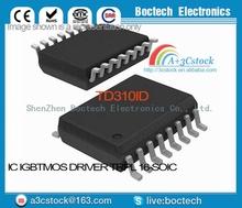 TD310ID IC IGBT/MOS DRIVER TRPL 16-SOIC TD310ID 310 TD310 TD310I 310I D310