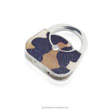 Promotional giveaway metal accessories for handbags hanger