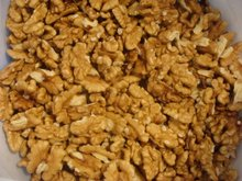 Chandler walnuts, harvest of 2012, from Chile