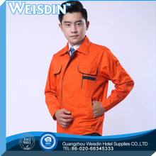 vest vests cotton polycotton hotel resturant corporate company store logo uniforms workwear smocks