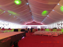 Guangzhou 2015 Big Exhibition Marquee Catering Party Tent For Trade Show Service