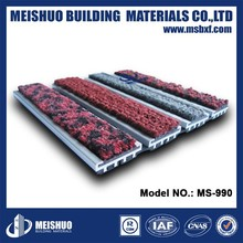 aluminium alloy based dust proof home entrance mats