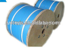 PVC plastic coated galvanized steel wire rope factory 12mm