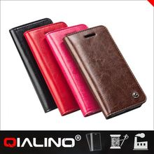 2014 New For apple iphone leather cover, case for iphone 4, for iphone 4s case