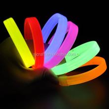 """8"""" Glow Sticks Bracelets Neon Colors Party Favors Mixed Stick Color SJ-GB02"""
