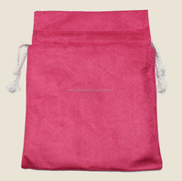 Recyclable Suede Reading Glasses Pouch/Bag