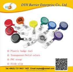 Color Card holder plastic Retractor yoyo holder