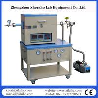 CVD testing machine CVD tube furnace