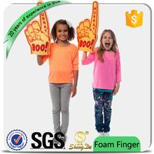 custom sponge cheer hand/foam cheer hand/big hand for cheer