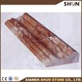 Natural polido de alta qualidade bonita mármore peitoris