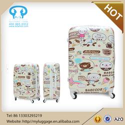 Cartoon characters luggage luggage wholesale