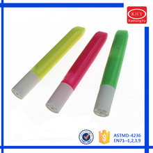 Washable fabric paiting glow in dark glow pen