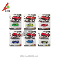 6*2.5*2cm New design china cheap toy alloy diecast model car