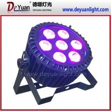 chinese RGBWA UV led par light waterproof led aquarium light