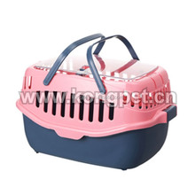 Hot sale big American style plastic flight pet carrier /dog crate CA004