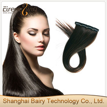 Fashion style Clip In Hair Extension human hair easy to wear