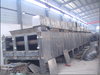 coal briquette mesh belt dryer