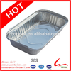 disposable food packaging aluminium foil containers