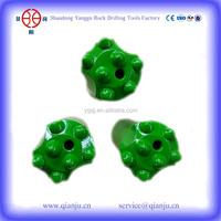 Tungsten carbide tapered rock drill bit industrial drill bit button bit sharpener