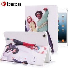 TJ leather newest cartoon phone bag for ipad China factory support OEM service