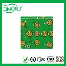 Immersion gold 4-Layer PCB&PCBA assembly