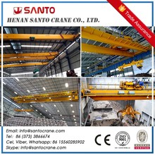 Customerized Overhead Crane 5~550 ton, Span: 10~65m, Lift Height as request, Remote / Pendent Control, Cabin Control