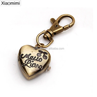 Genuine new key buckle ornaments jewelry pendant heart-shaped personality