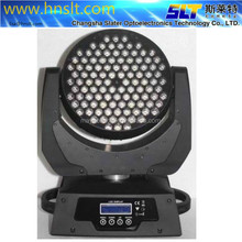 Hot new Osram 108x3w 4in1 quad Color led moving head light with zoom