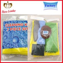 Wholesale custom logo microfiber kitchen towel,micro fibre kitchen dish cloth HL-A01
