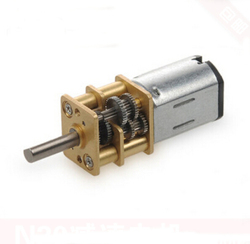 N20 threaded shaft geared motors,DIY toy-making technology parts 6V