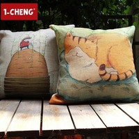 Rural style Pillow Cover Home Sofa Decorative Cushion Cover