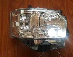 Latest modification toyota hiace 2014 Van mini bus HID headlights promotions