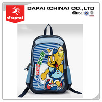 stock bag!Quanzhou dapai 2015 new products raw material trendy kids jerry mouse school bags