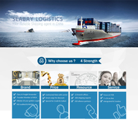 Best price sea shipping from China to Puerto-Quequen