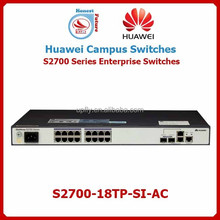 Huawei S2700 Enterprise SwitchS2700-18TP-SI-AC Fast Ethernet switches