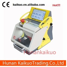 Made in China safety locksmith tools, Key duplicate machine, Portable key cutting machine SEC-E9
